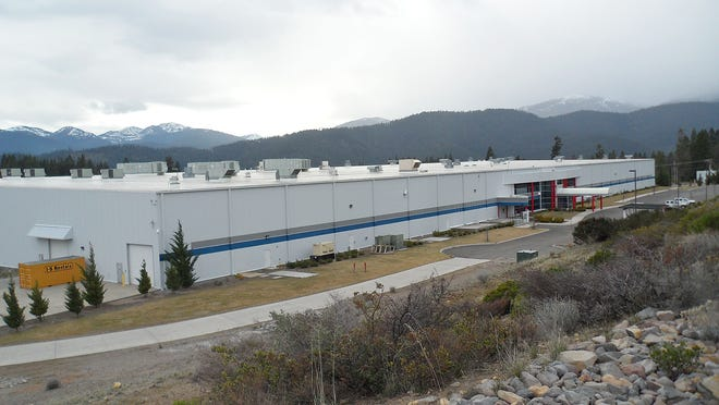 Crystal Geyser Water Company has plans to bottle water and other drinks at a bottling plant previously used by Dannon and Coca-Cola.