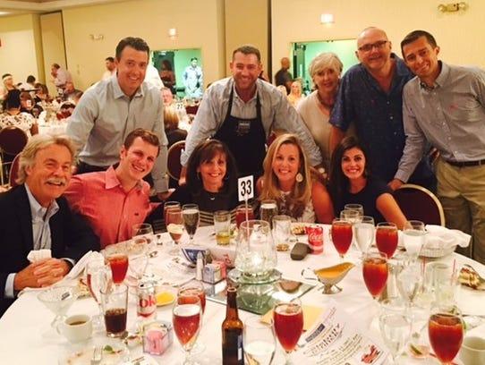 Celebrity Dinner Each year the TSA Celebrity Dinner