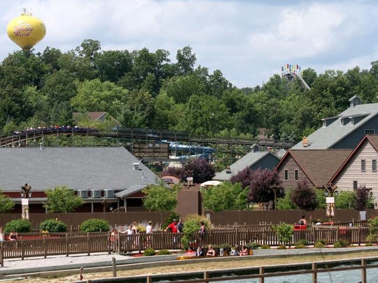 The Holiday World amusement park is in Santa Claus, Indiana.