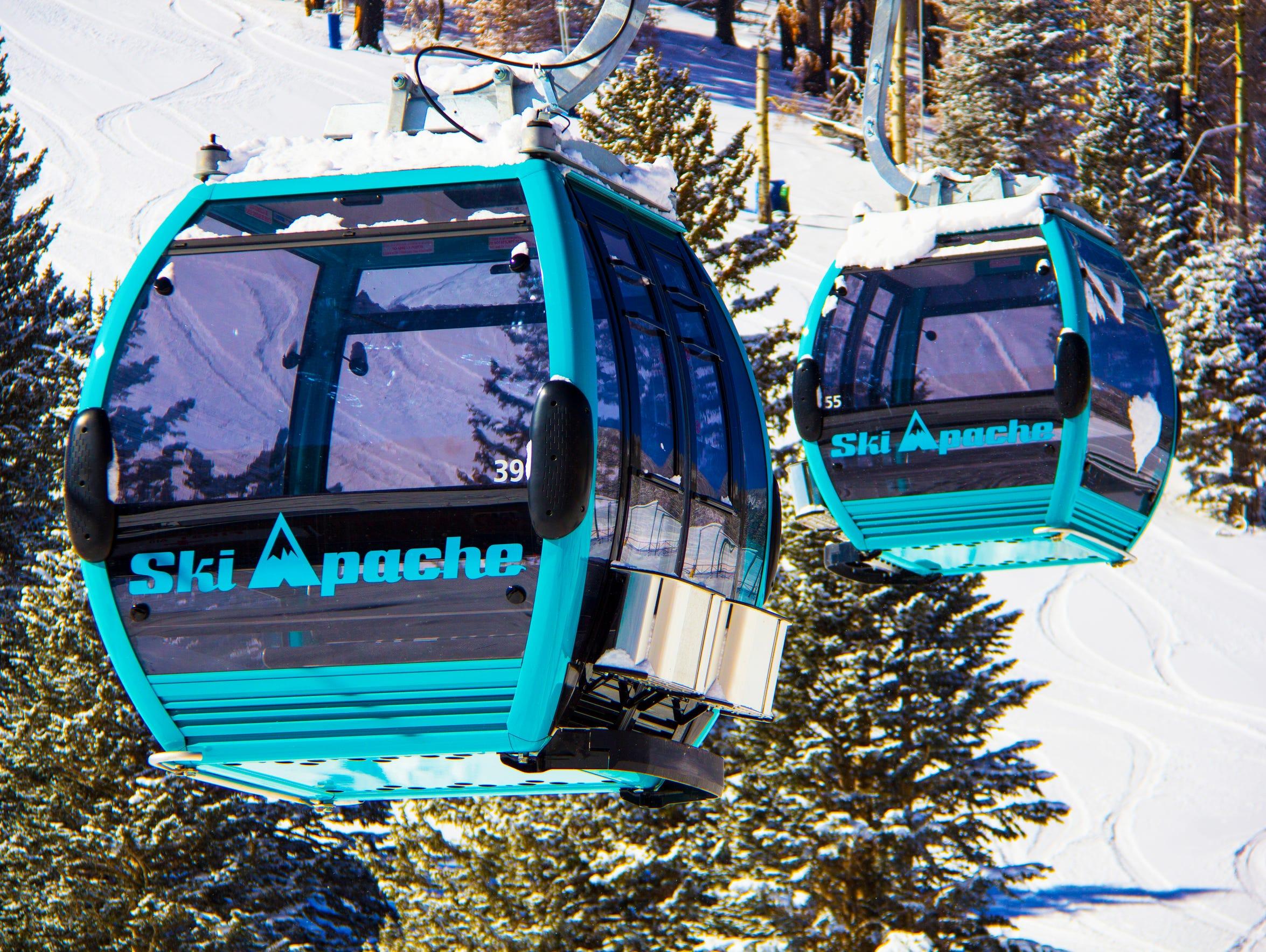 Ski Apache in Alto, New Mexico