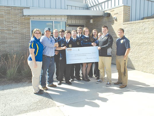 LISD TECH Center program receives grant from Monsanto