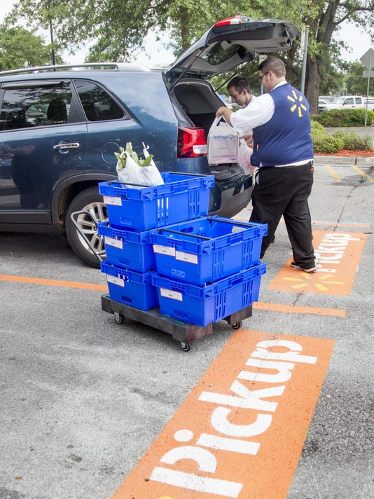Walmart - Pickup Service new