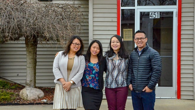 Amanda Sunthang, along with sister Jennifer Cole, brother Stan Thuahzathng and sister-in-law Shiang Thuahzathng, will be opening Shwe Mandalay, a new Burmese restaurant, in downtown Battle Creek this summer.