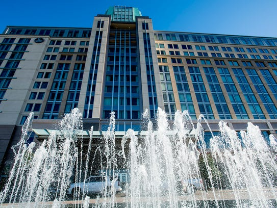 The Renaissance Hotel and Spa at the Convention Center