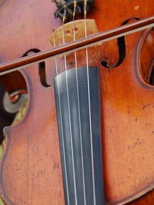 Hear the fiddling contest at noon Sunday at the Ray Reed stage at the Cowboy Symposium.