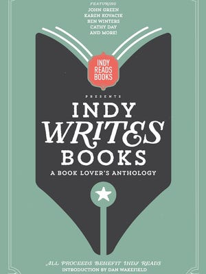 """""""Indy Writes Books"""" will benefit adult literacy programs."""