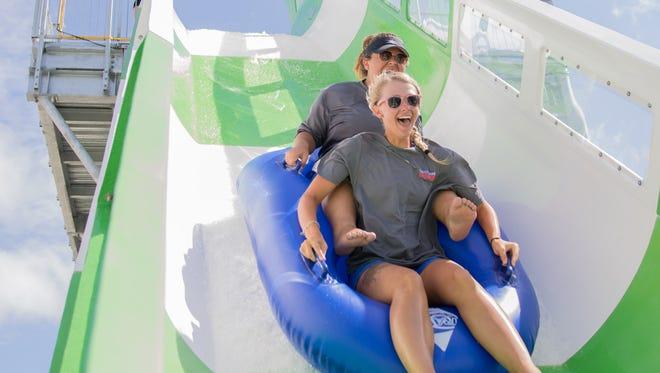 Cedar Fair Entertainment Co., which owns Cedar Point amusement park in Sandusky, purchased two Schlitterbahn Texas-based parksfor $261 million.