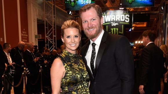 12 things Dale Earnhardt Jr. has already learned about newborn daughter, Isla