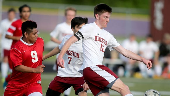 Kingston soccer player Brady Vernik earned All-Olympic