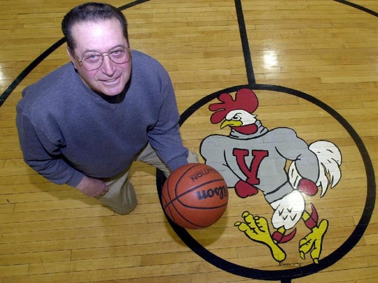 Irv Gosman coached track, golf and boys' and girls' basketball and Vineland High School. He passed away at the age of 87 on Thursday.
