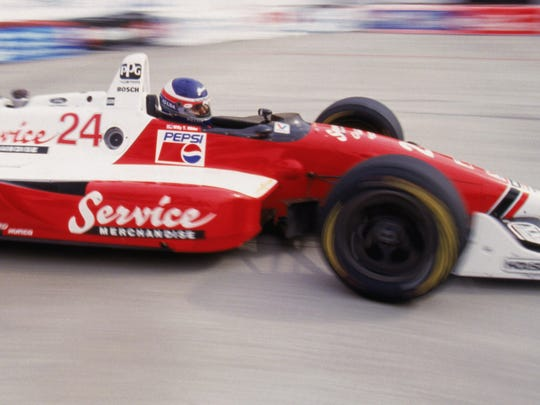 Willy T. Ribbs raced Indy cars full time in the 1990s after competing in sports cars and briefly NASCAR. In 1991, he became the first black driver to race in the Indianapolis 500.
