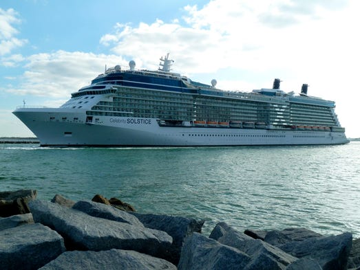 Photo Tour The Elegance Of A Celebrity Cruises Ship - Celebrity cruise ship photos
