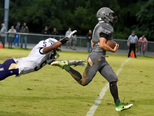 9 exciting photos from the waynesboro wilson game for A step ahead salon poughkeepsie ny