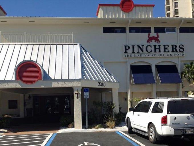 Palm Bay Ford >> Pinchers at The Marina at Edison Ford