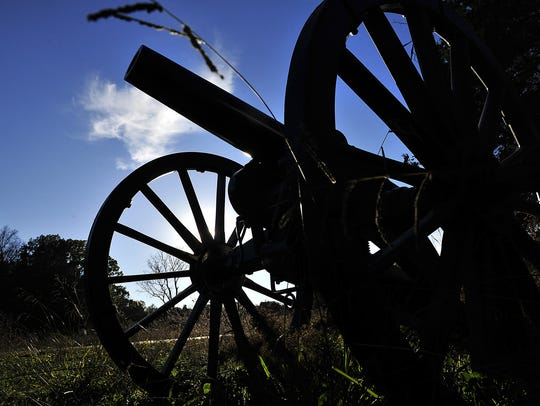 Murfreesboro is home to Stones River National Battlefield,