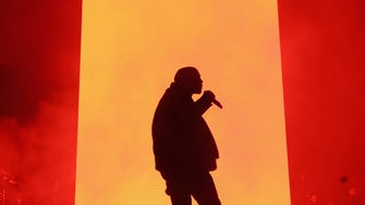 Kanye West performs at the Rn. 1st Annual Roc City Classic on Feb. 12, 2015, in New York City.