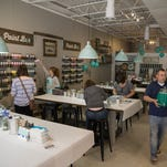 Make home decor from scratch at AR Workshop in Milford