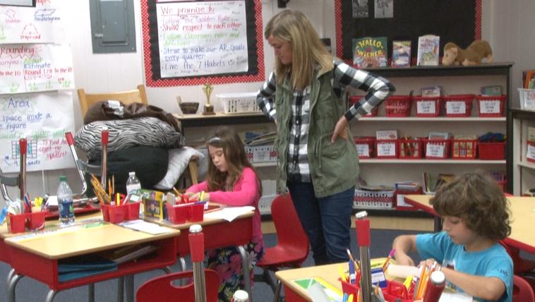 Teacher of the Week: Courtney Fenner