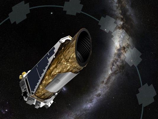 EPA SPACE NASA KEPLER EXOPLANET SCI SPACE PROGRAMMES SCIENTIFIC EXPLORATION ---