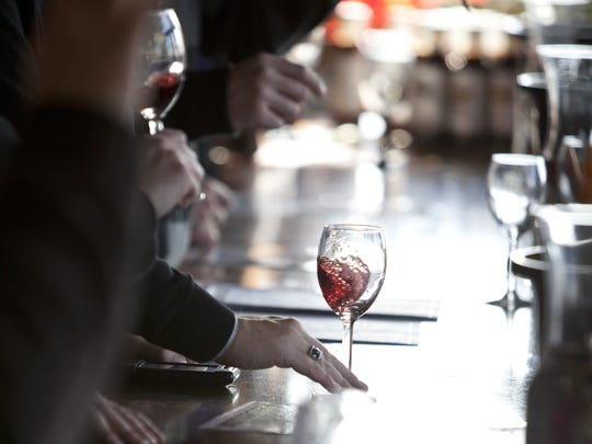 Try red wines at an upcoming wine event.