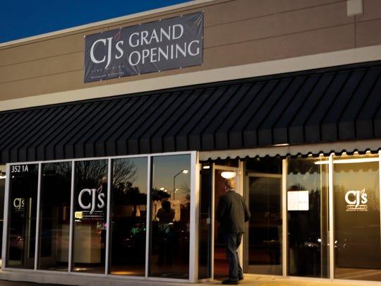 CJ's restaurant is closing its doors.