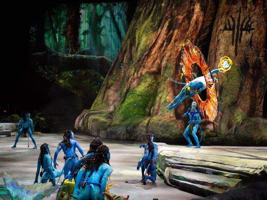 Cirque du Soleil's Toruk: The First Flight