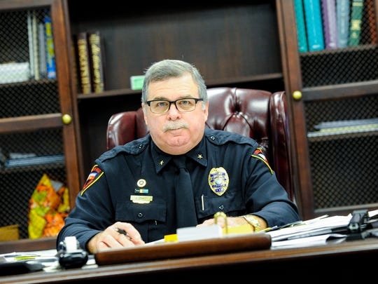 Lafayette Police chief Jim Craft retires after 39 years with the department.