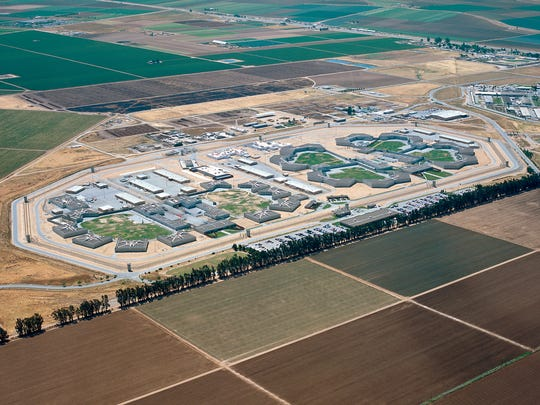 Salinas Valley State Prison recognized its 20 years of operation on Wednesday.