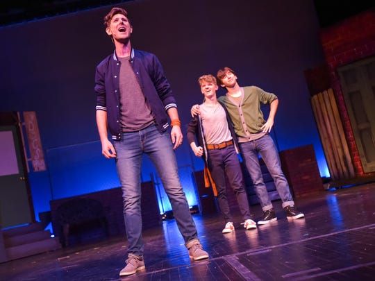 """Christian Community Theatre of Lafayette begins eight performances of """"West Side Story"""" Thursday."""