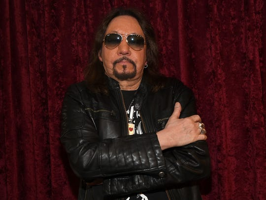 Ace Frehley will perform on Aug. 27 at Old National Centre.