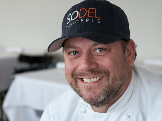 Doug Ruley, executive chef of SoDel Concepts.