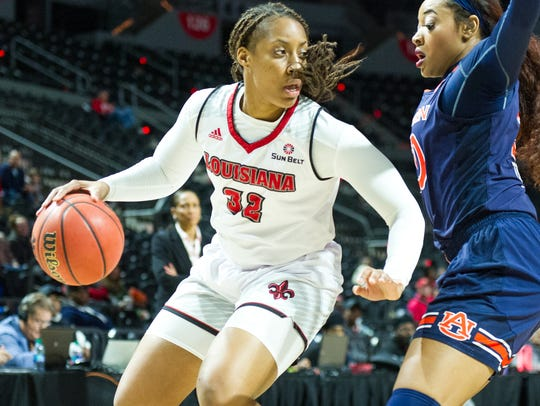 UL's Simone Fields has elevated her play some of late after a surprisingly slow start to the season.