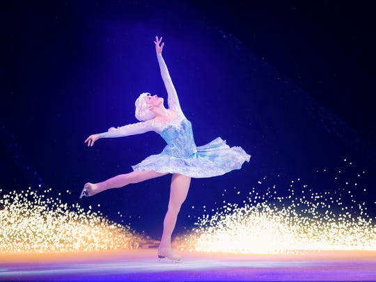 Stalemate puts future of Disney shows at Blue Cross Arena on ice