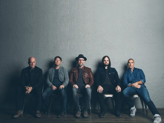 MercyMe, a Grammy-nominated contemporary Christian band, will perform at 7 p.m. March 7 at CenturyLink Center in Bossier City.