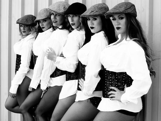 Glam! Bam! Burlesque!