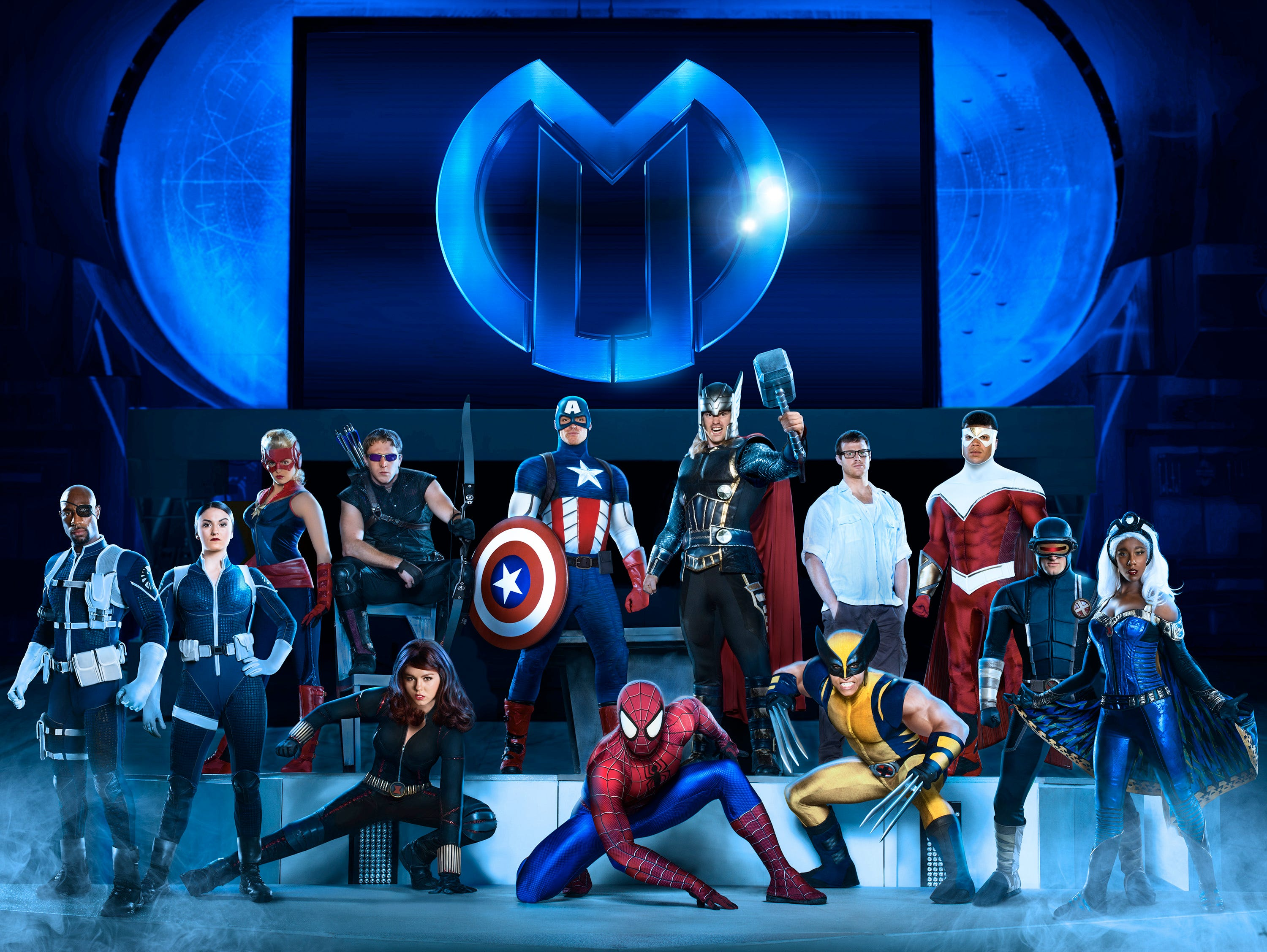 Enter to win 3 suite-level tickets to see Marvel Universe Live on February 3rd plus a $25 VISA gift card!