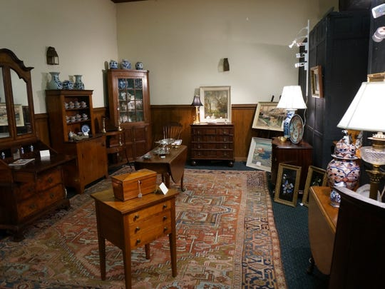 Vendors will offer furniture and more at the Fall Antiques Show from Nov. 4-5.