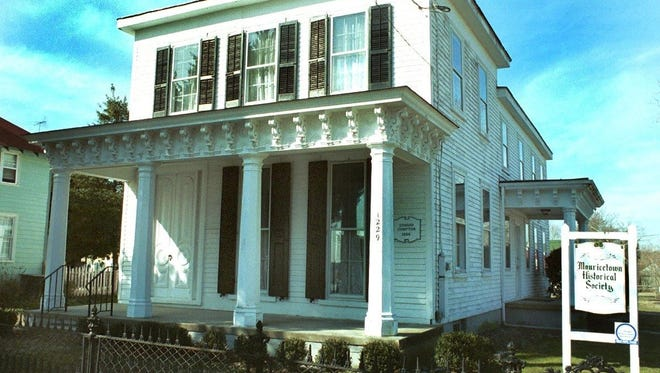 Delicious homemade cookies will be served at the Edward Compton House Museum during Mauricetown Historical Society's 31st Christmas House Tour.