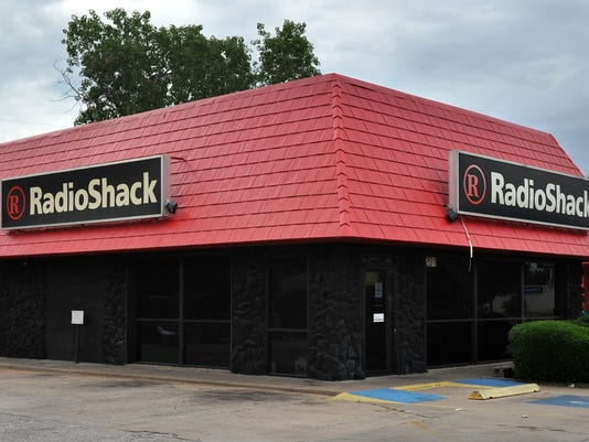 Wichita Falls Radio Shack closed