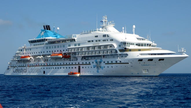 Cypriot-owned Celestyal Cruises' 25,000-gross-ton Celestyal Crystal carries 960 guests.  For three years, the ship has been operating on winter cruise service from Montego Bay, Jamaica, to Cuba and in 2017, it will be based there year-round.