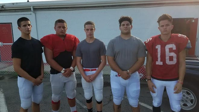 Keyport looks to improve upon their 6-5 record from a season ago.