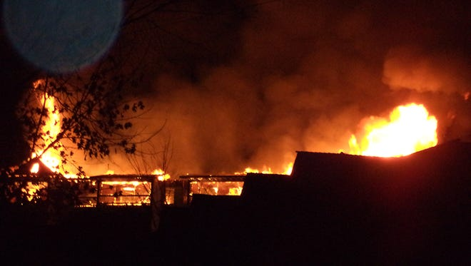 Crews responded to a fire Sunday morning at the Welk Resort in Branson.