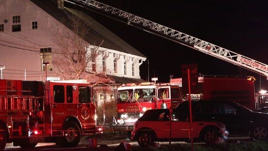 The fire at Purdy's Farmer & the Fish in North Salem was minor, and the restaurant will be open for lunch.