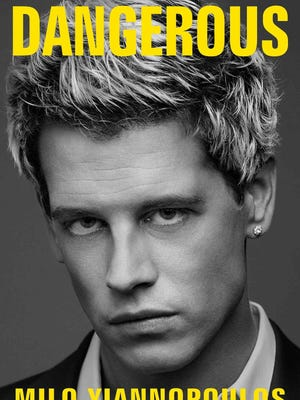 'Dangerous' by Milo Yiannopoulos is scheduled for a June release.