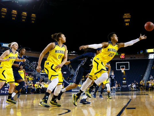 Women's preview: Depleted Spartans face fit Wolverines
