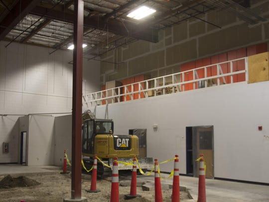 Truckee Meadows Community College is renovating its Applied Technology Center warehouse on Edison Way in Reno to train more students in production technology.