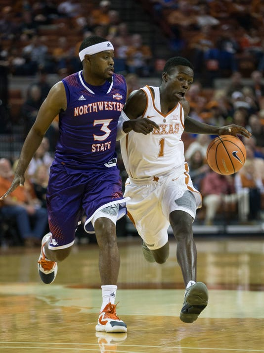 NCAA Basketball: Northwestern State at Texas