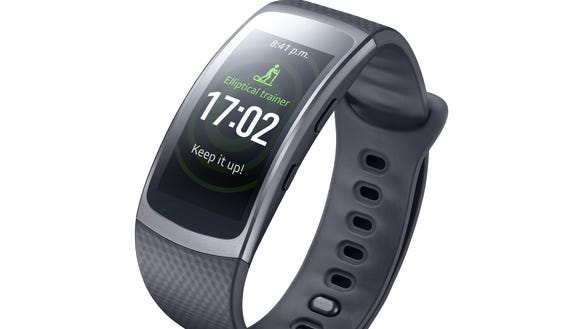 Samsung's 2016 Gear Fit 2.
