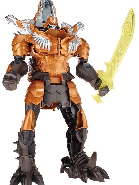 Grimlock robot