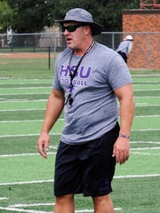 Hardin-Simmons head coach Jesse Burleson prepares for his 11th season with the Cowboys and seventh as head coach.